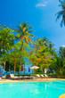 Romantic Villa Blue Luxury