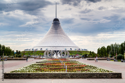 Photo Khan Shatyr in Astana, Kazakhstan