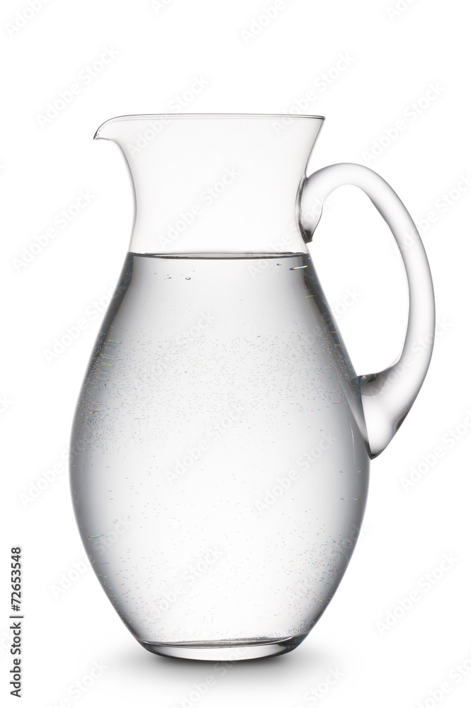 Fototapety, obrazy: jug of water
