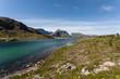 Norway landscape.