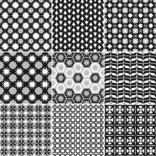 9 Great Patterns. Set 1