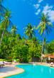 Blue Luxury Romantic Villa