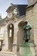 Architecture of Dijon, Côte-d'Or, Burgundy, France