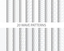 20 Wave Patterns
