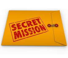 Secret Mission Dossier Yellow ...