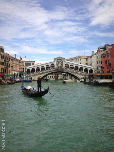 Pont Rialto à Venise