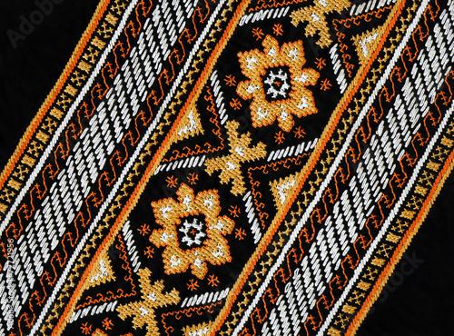 Fényképezés  folk fabric