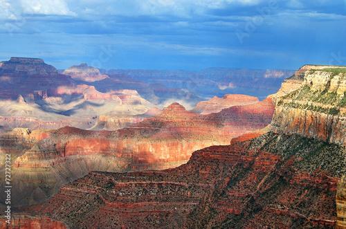 Poster Corail Grand Canyon Après Midi