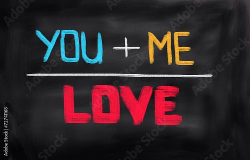 Photo  Love Concept