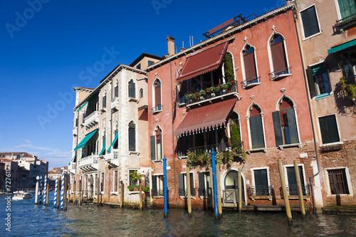 Fotografie, Obraz  Architecture of Venice, Veneto, Italy