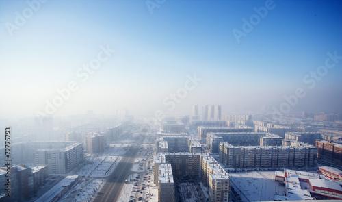 Fototapeta Городской пейзаж obraz