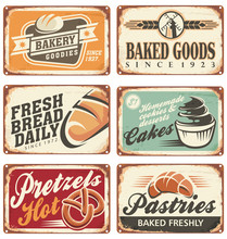 Collection Of Vintage Vector B...