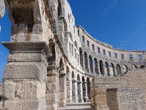 Amfiteatr Pula Fototapeta