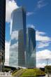Madrid, Business center
