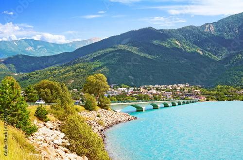 Fotografia Pont de Savines-le-Lac