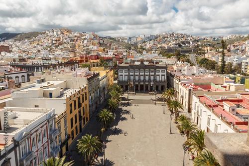 Las Palmas de Gran Canaria. The Canary Islands. Spain