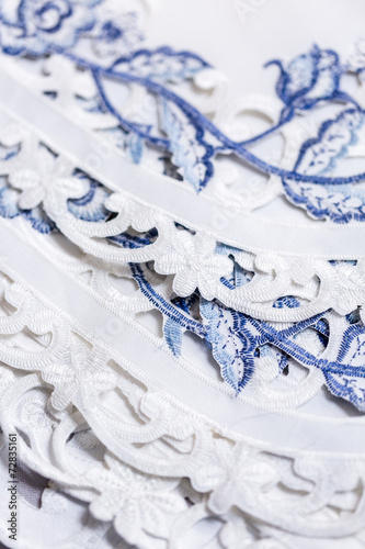 Fotografia, Obraz  Table doily
