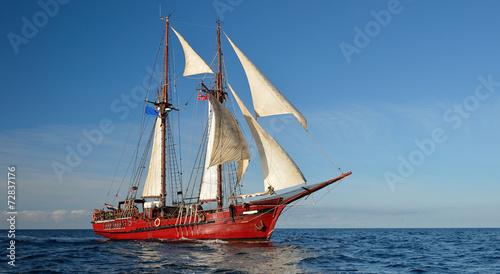 Obrazy na płótnie Canvas Sailing collection