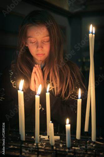 Fotografia, Obraz  ma prière.....