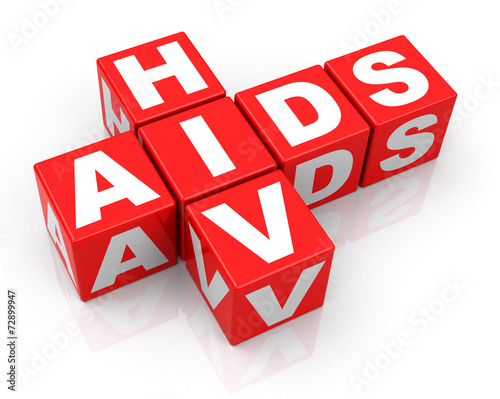 Hiv aids posters sample