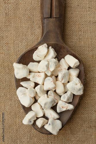 Keuken foto achterwand Baobab Dried Baobab fruit pulp
