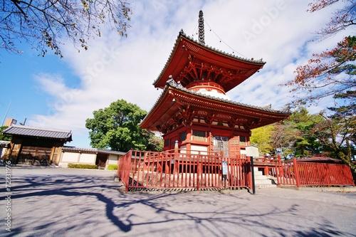 Photo 川越喜多院の多宝塔