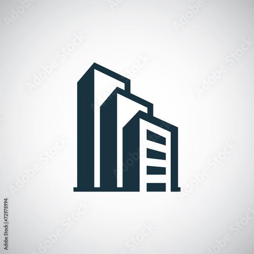 Fotografia building icon