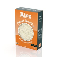 3D Rice Paper Package Isolated...