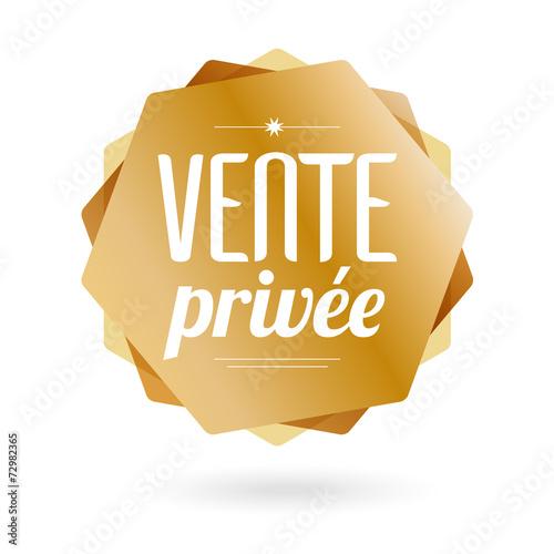 Fotografie, Obraz  Vente privée