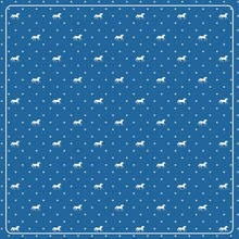 Horse Pattern In Vector/ Patte...
