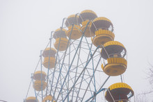 Cabins Of The Abandoned Ferris Wheel