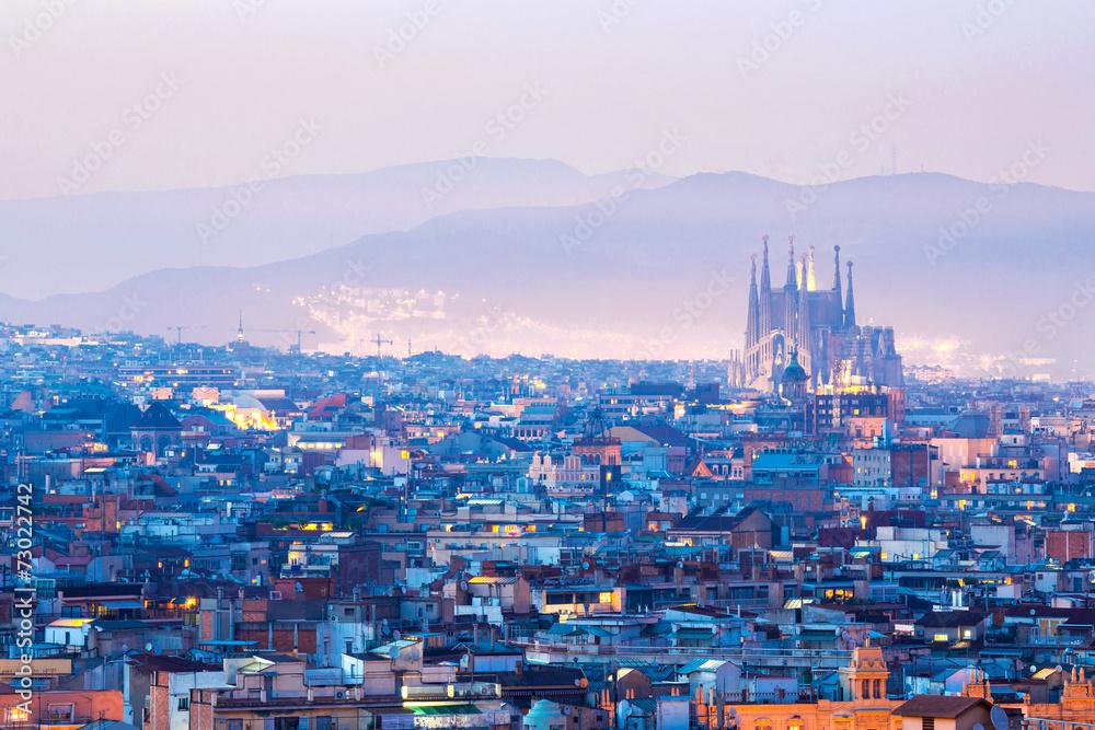 фотография  Barcelona Spain