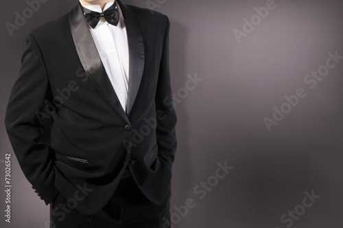 Valokuvatapetti Tuxedo