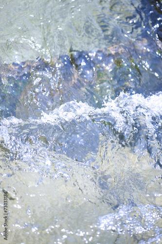 Fotografering  渓流イメージ