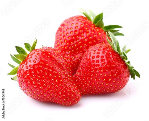 Foto op Aluminium Vruchten Ripe strawberry