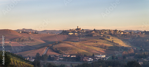 Photo Hills of Barolo
