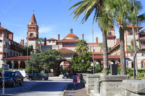 Photo flagler College - St. Augustine florida