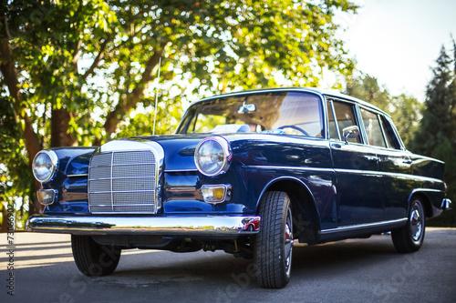 Plakaty stare samochody   samochod-retro