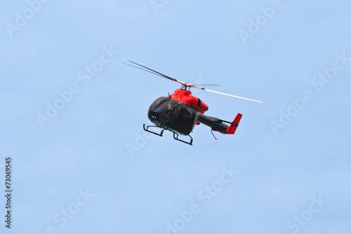 Staande foto Chopper taxi