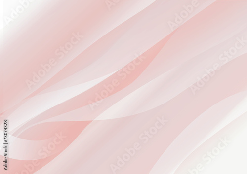 Fotografie, Obraz  Vector of Abstract soft chiffon texture background