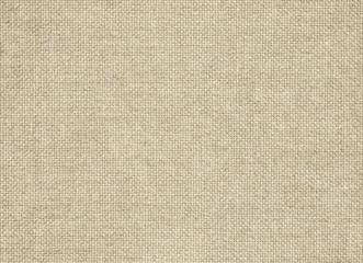 Fototapeta na wymiar Clean brown burlap texture. Woven fabric