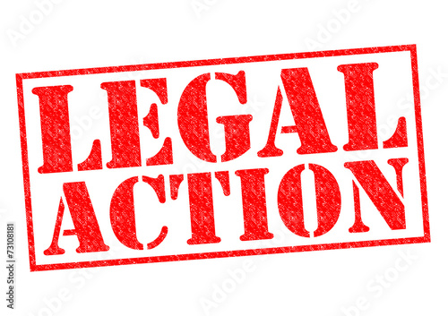 Photo LEGAL ACTION