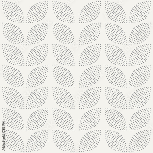 Valokuva  Seamless Pattern. Hand Drawn.  Flower. Background design
