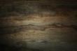 canvas print picture - Dark wooden background