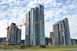 Панорама строительства