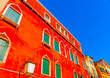 canvas print picture - Beautiful very old building at Venice Italy
