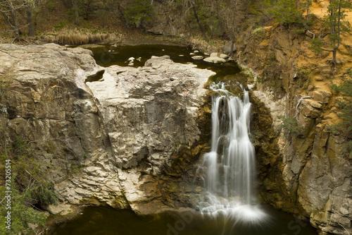 Valokuvatapetti Ramsey Falls