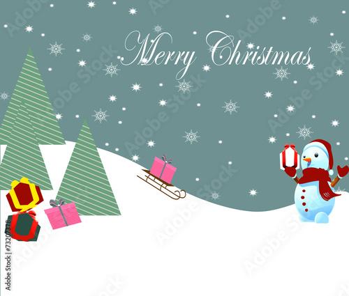 Fototapety, obrazy: Navidad