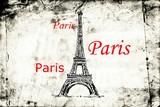 Paris art design illustration - 73211720