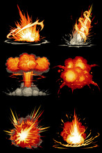 Explosions 01